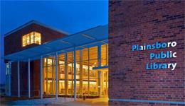 Plainsboro Public Library